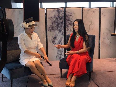 《闻香识女人》线下沙龙:香约·别漾人生,讲述你我故事